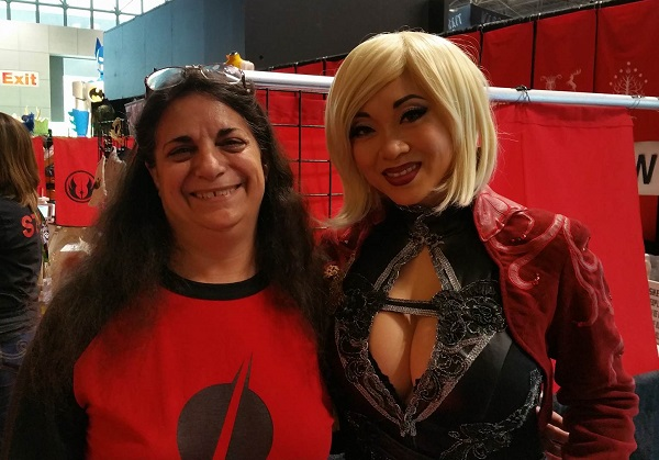 Yaya Han and Me