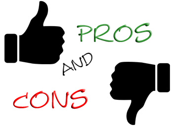 Marketing pros and cons