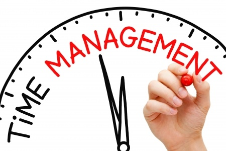 Time Management is needed