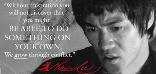 Bruce Lee Without Frustration