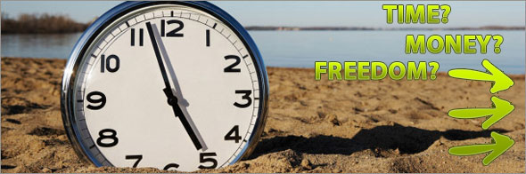network marketing time freedom