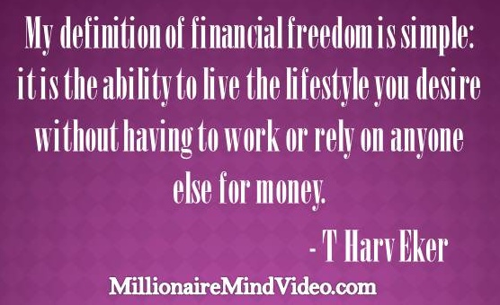 T. HARV EKER quote