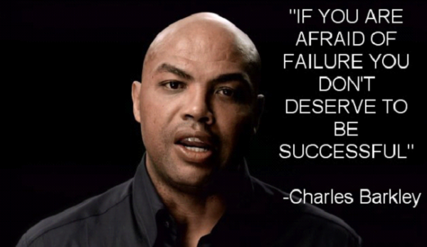 Failure Quote Charles Barkley