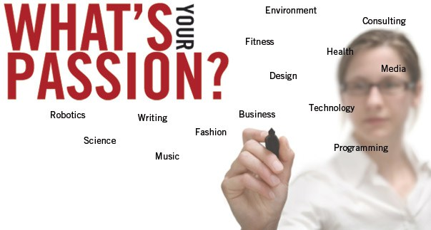 Have passion for your business